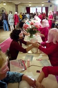 De beauty salon tijdens de DEUREN OPEN-dag (foto: Frank Penders).