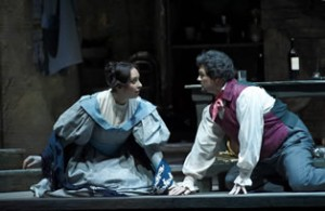 De succesvolle productie van La Bohème bij de Canadian Opera Company (foto: Michael Cooper).