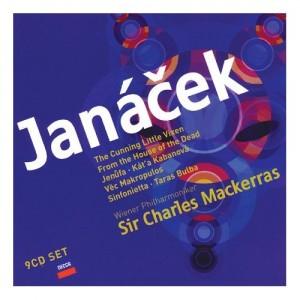 De Janáček-box van Decca.