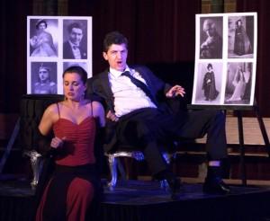 Mylou Mazali en Fernand Bernadi tijdens een eerdere Opera per Tutti (foto: Roos Westhoff).