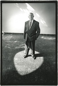 Karel Goeyvaerts (foto: Gerrit op de Beeck).