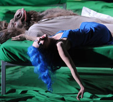 A Midsummer Night's Dream in Milaan (foto: Teatro alla Scala).