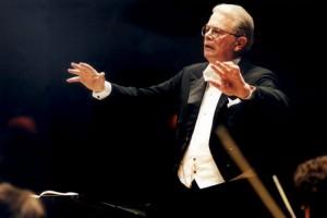 Dirigent Enoch zu Guttenberg.