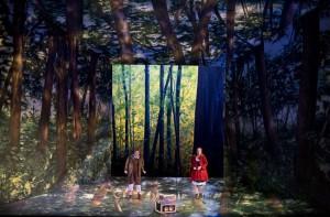 Hans en Grietje in het donkere bos (foto: Opus Arte).