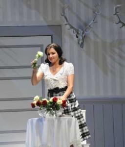 Netrebko als Jolanthe (foto: Festspielhaus Baden-Baden).