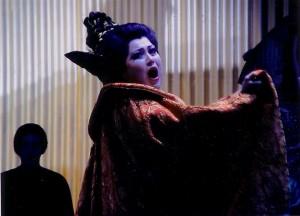 Als Turandot.