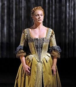 De nieuwste Dido in Nederland: Malena Ernman bij De Nederlandse Opera (foto: Ruth Walz).