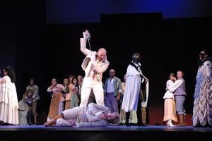 Scène uit Don Giovanni (foto: Oleg Vladimirsky).