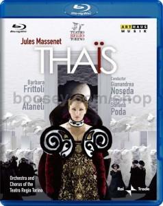 Thaïs is ook uitgebracht op Blu-Ray.