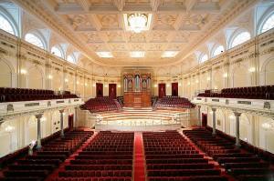 Het Concertgebouw (foto: Hans Samson).