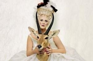 Affichefoto van Die Frau ohne Schatten in Berlijn (foto: Deutsche Oper Berlin).
