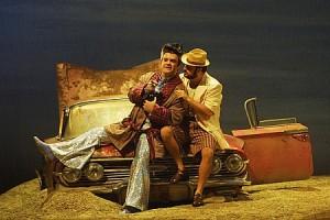 Scène uit de oorspronkelijke productie uit 2002 (foto: Marco Borggreve).