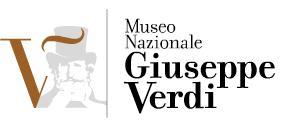 Logo Verdi-museum goed