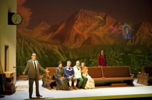 Scène uit Das Rheingold (foto: Marco Borggreve).