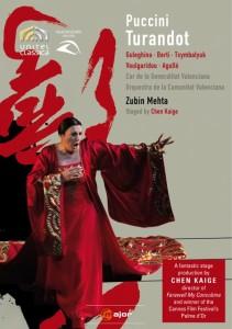 De Turandot-uitgave.