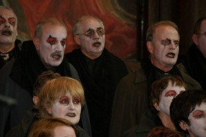 Scène uit Der Vampyr (foto: Wokmuziektheater).