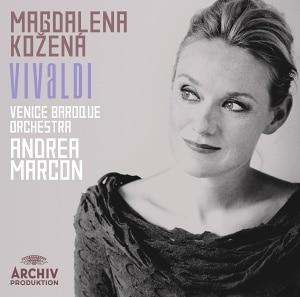 Het Vivaldi-album van Kozená.
