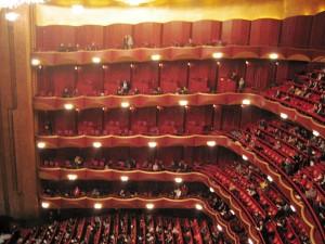 De Metropolitan Opera.