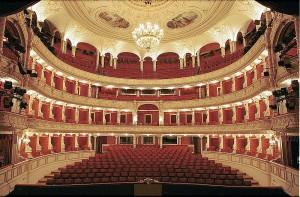 Het operahuis van Szeged.