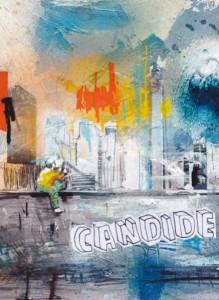 Promotiebeeld van de Candide-productie (afbeelding: Vlaamse Opera).