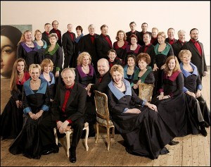 Het koor van de Reisopera (foto: Marco Borggreve).