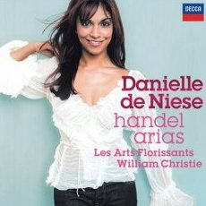 Het Händel-album van De Niese.