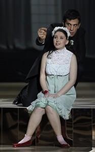 Eén van de Nederlandse opvaller: de jonge Channa Malkin als Barbarina (foto: Hans Hijmering).
