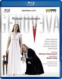 Schumanns enige opera Genoveva.
