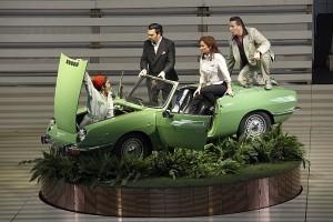 Scène uit Le nozze di Figaro (foto: Hans Hijmering).