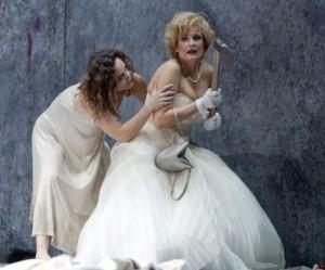 Scène uit DNO's Elektra (foto: Hans van den Bogaard).