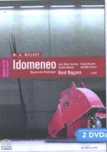 Medici M Nchen discografie idomeneo 2