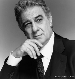 Plácido Domingo (foto: Sheila Rock).