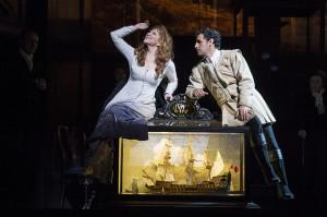 Joyce DiDonato en Juan Diego Flórez (foto: Bill Cooper / Royal Opera House).