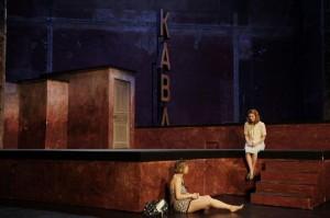 Scène uit Katia Kabanova (foto: Richard Schroeder).