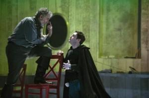 Met Plácido Domingo in Cyrano de Bergerac.