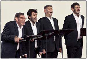 Promobeeld van de voorstelling APERA.