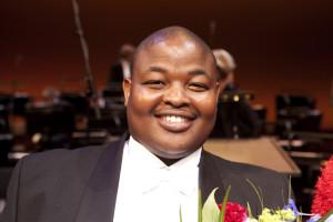De 26-jarige Boikhutso Owen Metsileng maakte indruk (foto: Paul van Wijngaarden).
