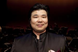 De 32-jarige Dong-Hwan Lee won de hoofdprijs (foto: Paul van Wijngaarden).
