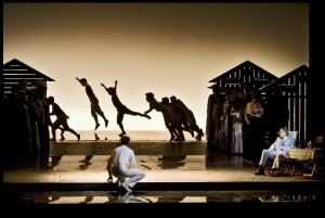 Scène uit Death in Venice (foto: Johan Jacobs).