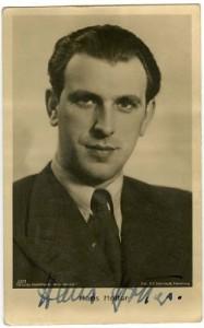 Hans Hotter in de jaren '30