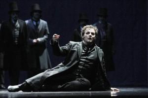 Als Hoffmann in Les contes d'Hoffmann in het Liceu in Barcelona (foto: A. Bofill).
