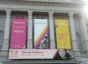 Oliemans besluit zijn Schubert-project, onderdeel van de Robeco SummerNights, woensdag 17 juli met Schwanengesang.