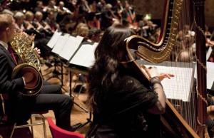 Het Radio Filharmonisch Orkest (foto: Hans van der Woerd).