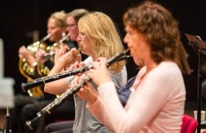 De Radio Kamer Filharmonie (foto: Ivar Pel).