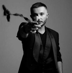 De Macedonische bariton Vasil Garvanliev zong zich naar ons idee regelrecht de finale in (foto: Shalan and Paul).