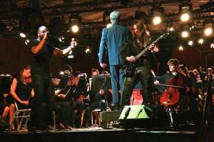 Scène uit de Wagner Experience.