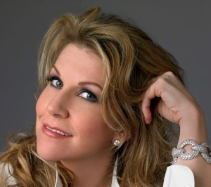 Joyce DiDonato is één van de voormalig winnaars van Operalia (foto: Marty Umans).
