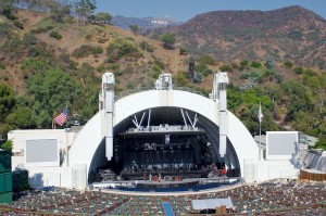 De Hollywood Bowl bij Los Angeles (foto: Matthew Field).