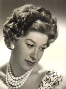 Regina Resnik in 1968.