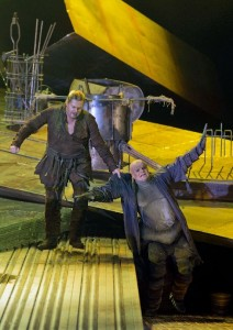 Scène uit Siegfried (foto: Ruth Walz).